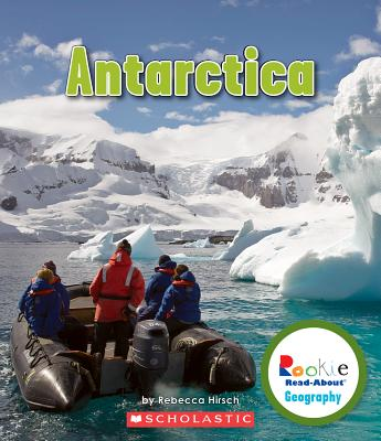 Antarctica By Hirsch, Rebecca